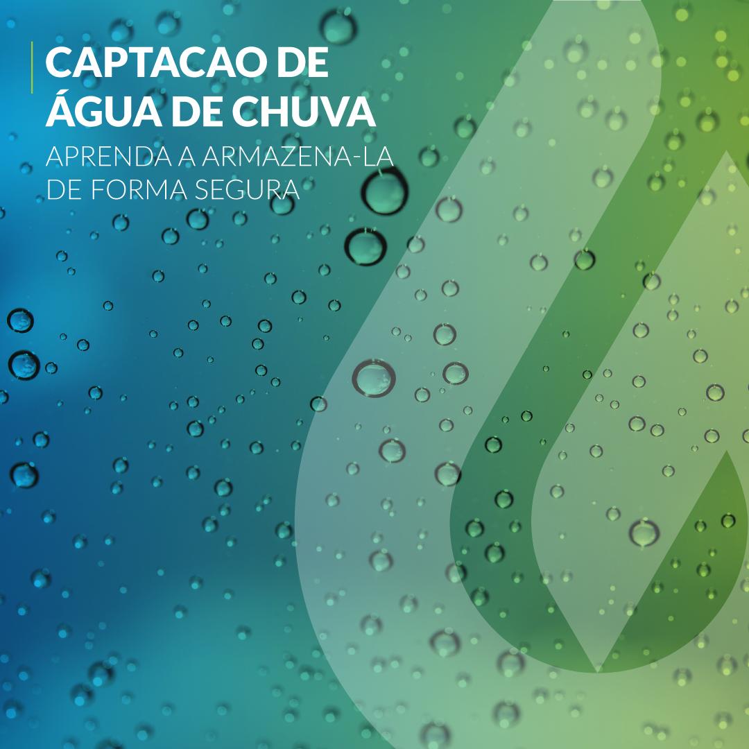 Gmar Ambiental - imagem captação água de chuva