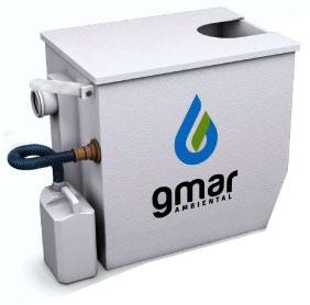 Gmar Ambiental - S.A.O - Separador de Água e Óleo - 01