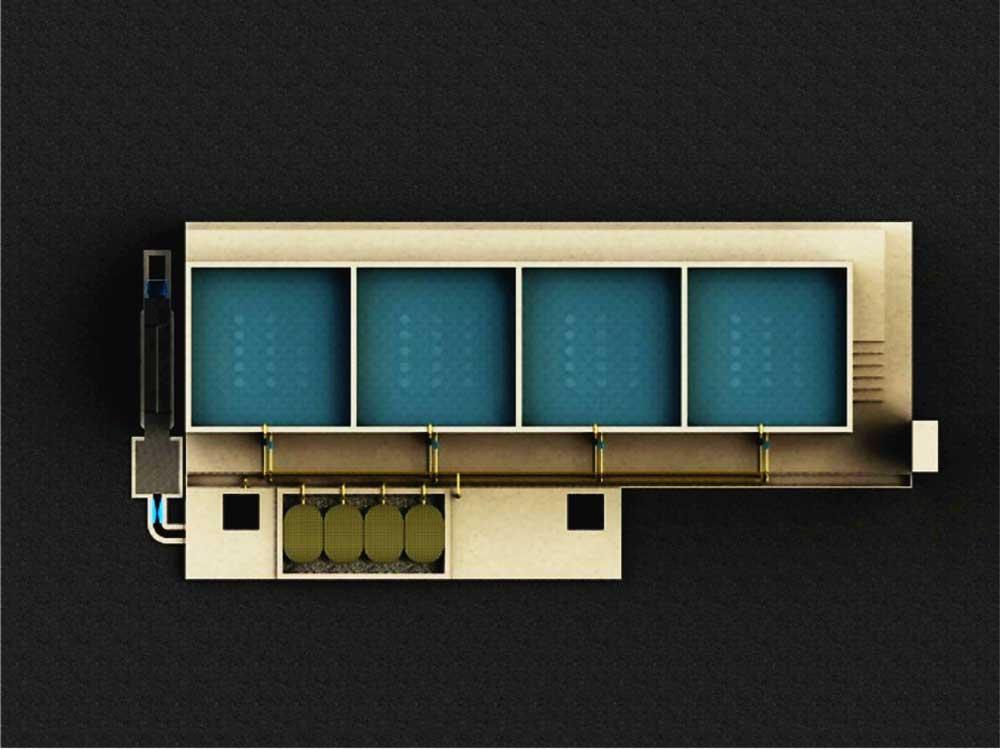 Gmar Ambiental - ETE - Estação de tratamento de esgotos compacta - 04