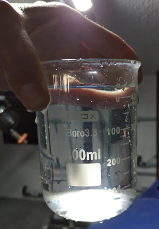 Gmar Ambiental - ETA CZ UV - Água tratada