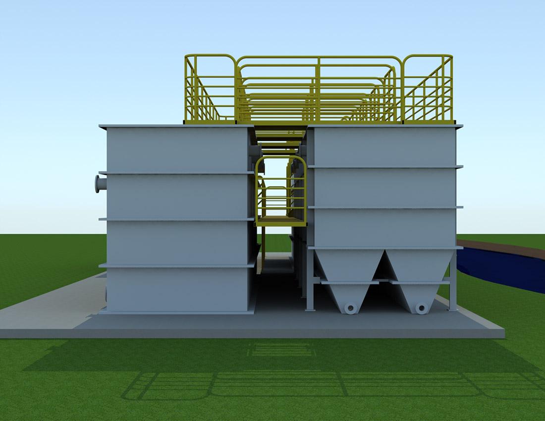 Gmar Ambiental - ETAP - Estação de Tratamento de Água Potável - 02