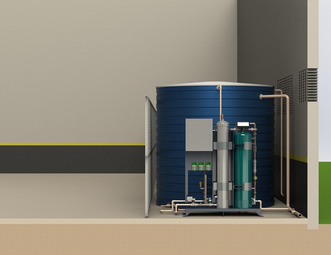 Gmar Ambiental - ETAP - Estação de Tratamento de Água Potável - 04