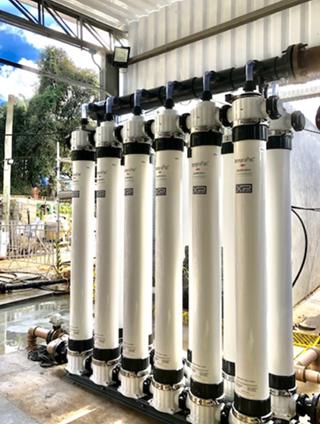 Gmar Ambiental - Sistemas de Ultrafiltração - 01