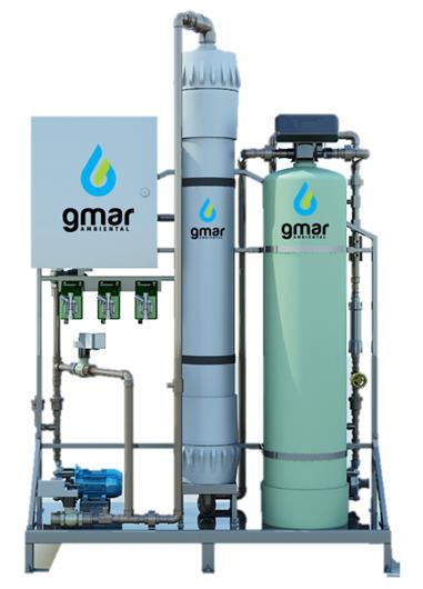 Gmar Ambiental - Sistemas de Ultrafiltração - 04