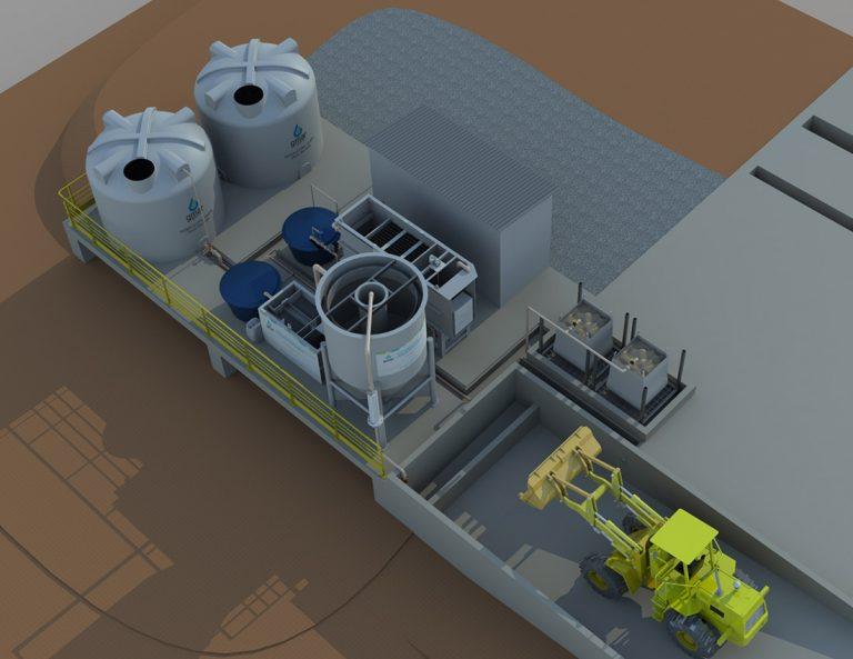 STEO - Sistema de tratamento de Efluentes Oleosos (Processo Físico-Químico) - 02